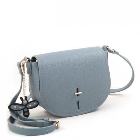 Shoulder bag with flap Naj-Oleari Gisel, Baglicious